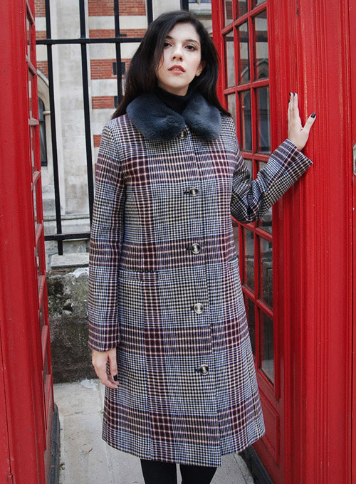 Bambi Wool Coat