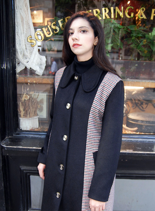 Agatha Wool Coat