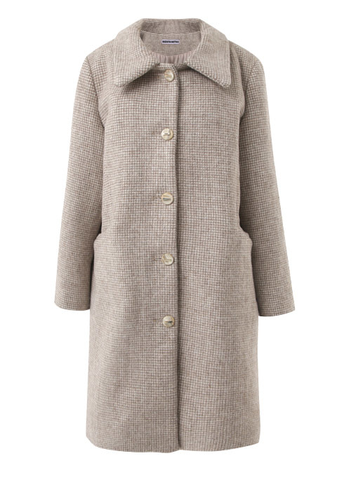 Manon Wool Long Coat