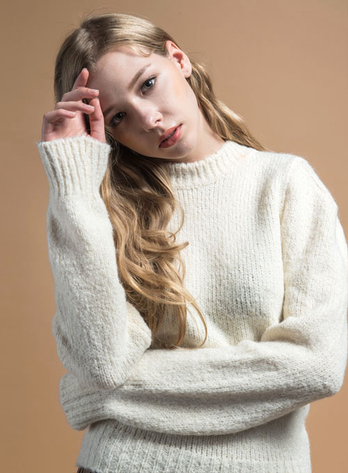 BLAIRE Wool Knit