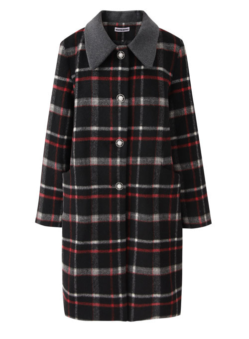 Chris Wool Long Coat