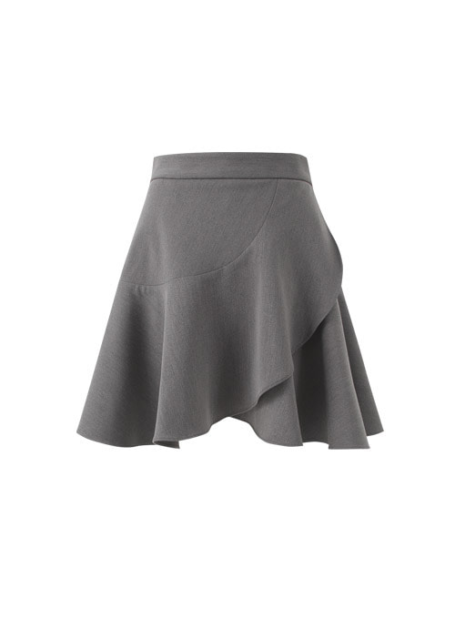 Yuki Grey Skirt
