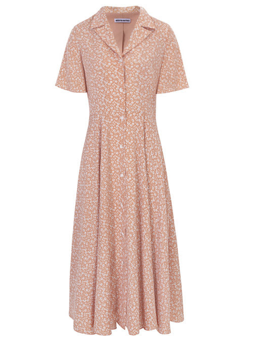 Roseanne Long Dress
