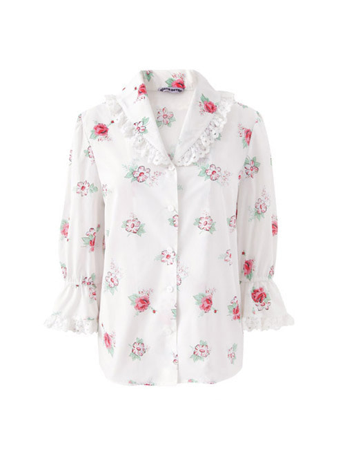 Cindy Rose Blouse