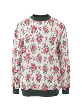 Cozy Flower Green MTM